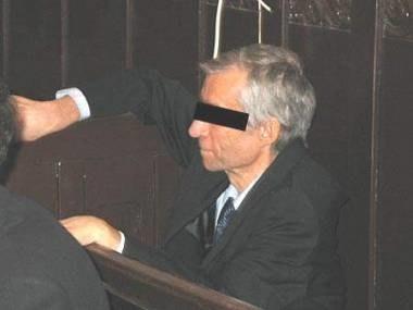 Wojciech K. sam zaproponował karę dla siebie /RMF