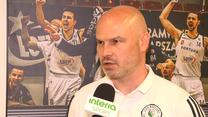 Wojciech Kamiński dla Interii: Mam nadzieję, że będę mógł wypełnić kontrakt do końca. Wideo