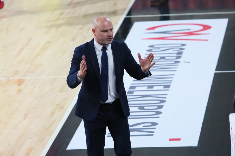 Wojciech Kamiński, trener Legii /Tomasz Wojtasik /PAP