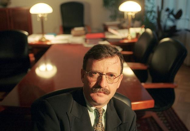 Wojciech Katner. Fot. Artur Pawłowski /Reporter