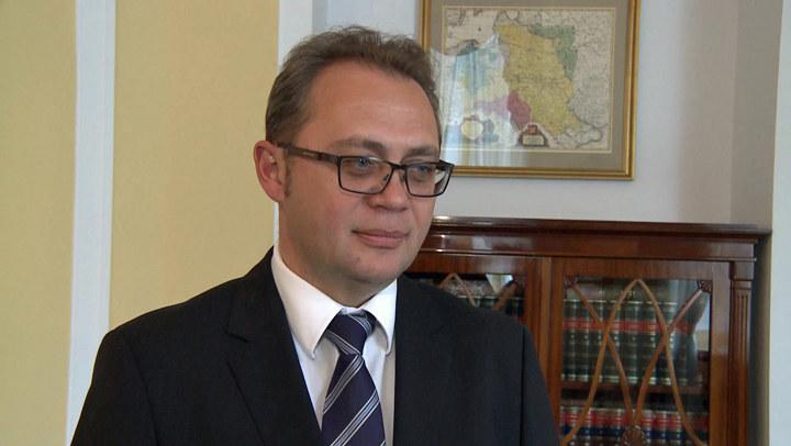 Wojciech Kędzia, wiceprezes KGHM /Newseria Biznes