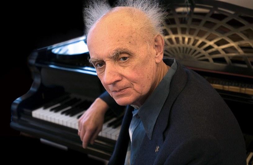Wojciech Kilar - genialny kompozytor muzyki filmowej /Wojciech Druszcz /East News