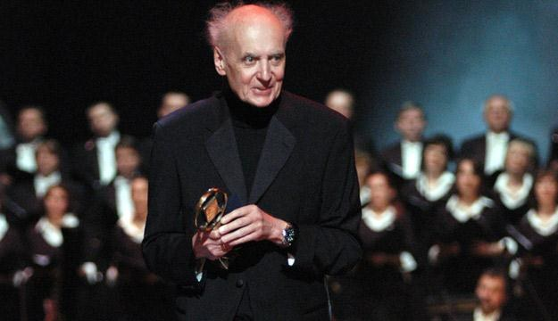 Wojciech Kilar jest niezwykle cenionym kompozytorem muzyki, również filmowej /AKPA