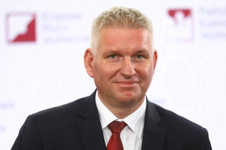 Wojciech Konieczny będzie gościem Popołudniowej rozmowy w RMF FM /Rafał Guz /PAP