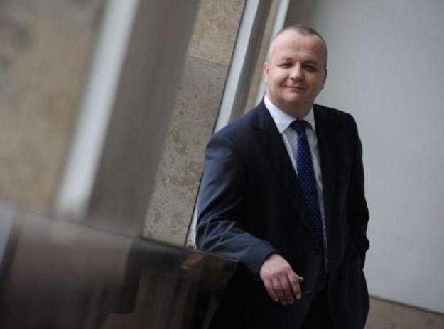 Wojciech Kowalczyk, wiceminister finansów RP /
