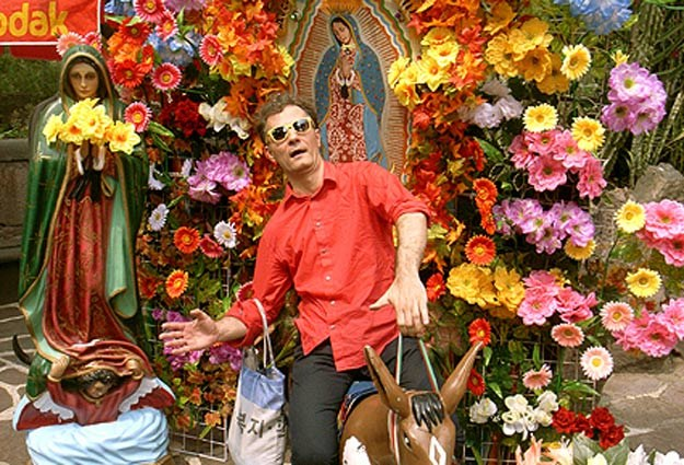 Wojciech Kucharczyk (The Complainer & The Complainers) - fot. z archiwum artysty /