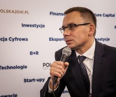 Wojciech Kuśpik, prezes grupy PTWP S.A.