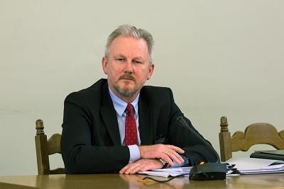 Wojciech Kwaśniak. Fot. Grażyna Myślińska /FORUM
