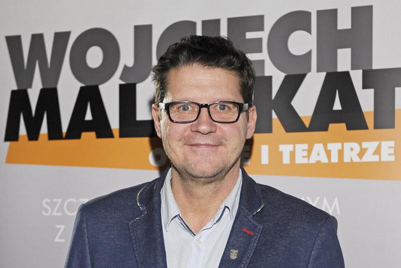 Wojciech Malajkat opowiada o życiu aktora /Euzebiusz Niemiec /AKPA
