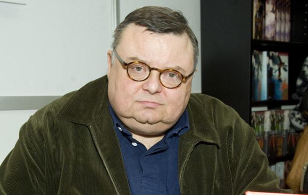 Wojciech Mann, fot.Jarosław Antoniak  /MWMedia