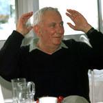 Wojciech Mann przypomniał wypowiedź Gustawa Holoubka. Nagranie podbija sieć