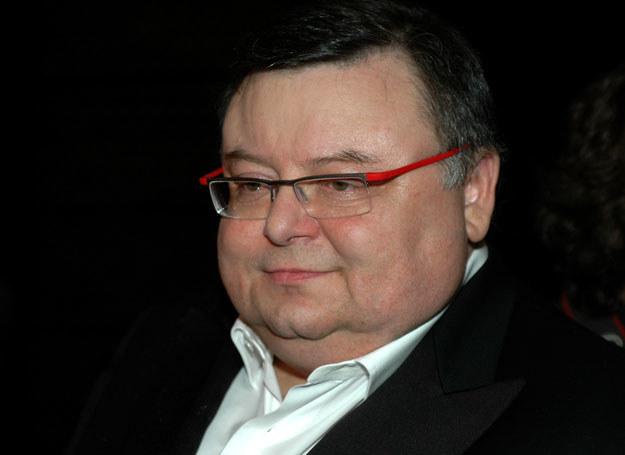 Wojciech Mann to człowiek legenda /A. Szilagyi /MWMedia