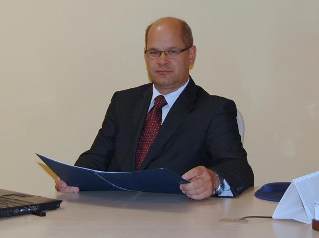Wojciech Mazur, prezes Chemoservis-Dwory /Informacja prasowa