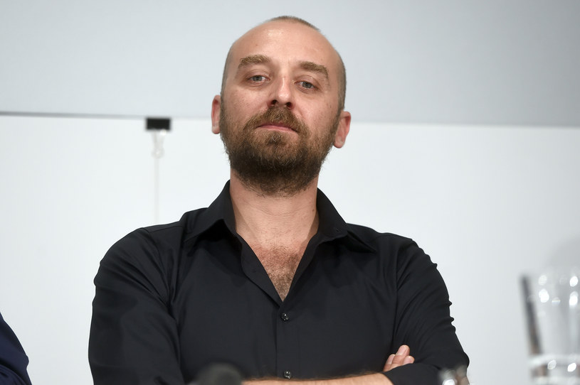 Wojciech Mecwaldowski na Festiwalu Polskich Filmów Fabularnych w Gdyni 2015 /AKPA