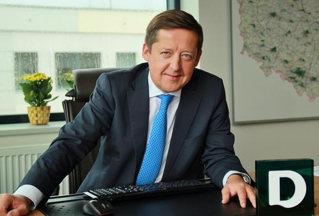 Wojciech Normand, wiceprezes Deichmann - Obuwie sp. z o.o. /
