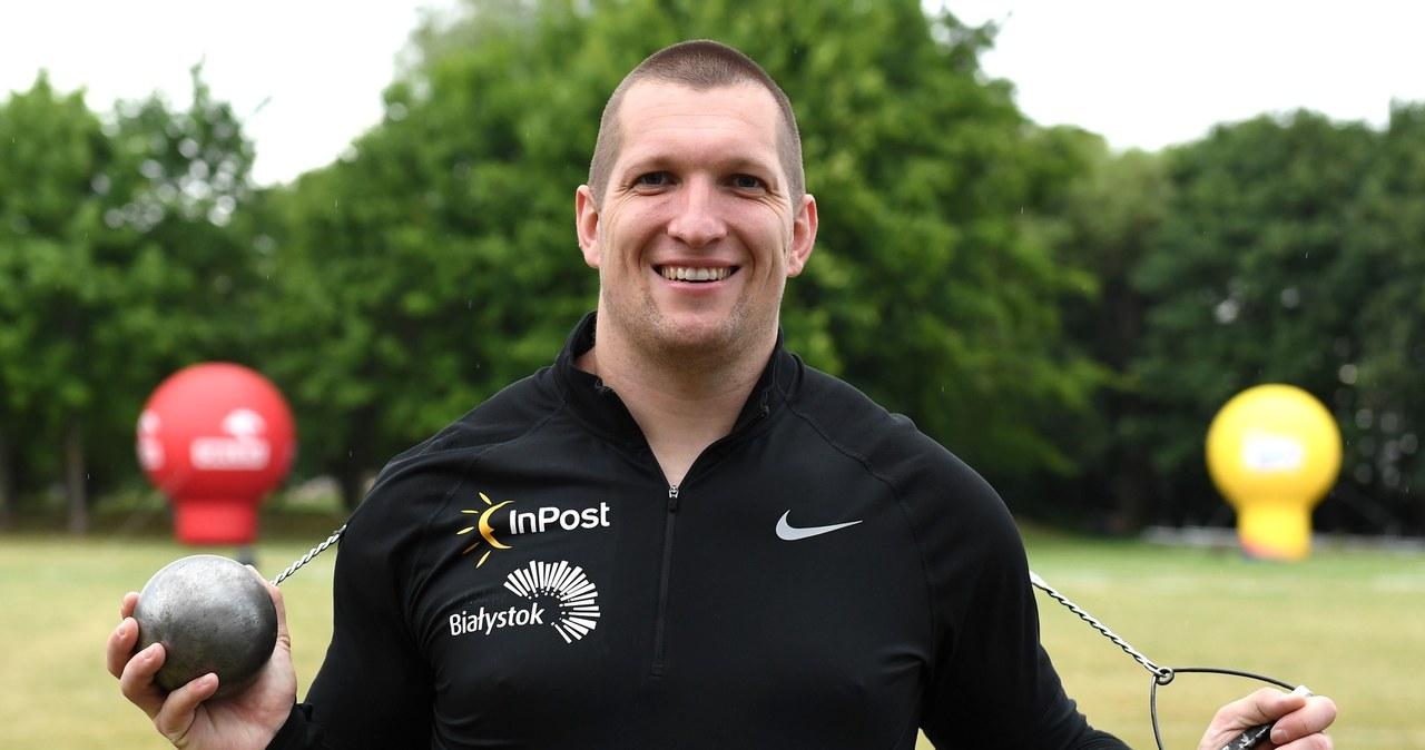 Wojciech Nowicki, kandydat do medalu olimpijskiego w Tokio: Jestem spokojny