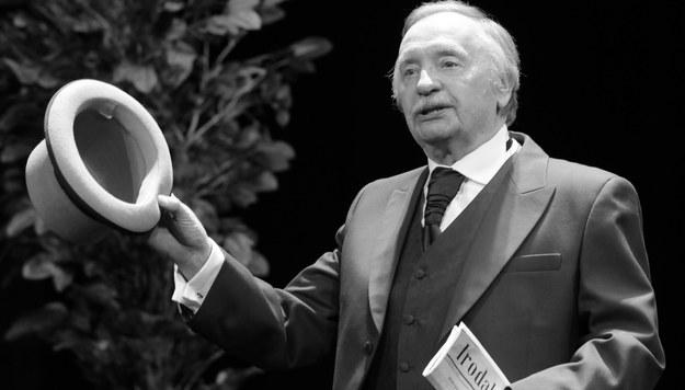 Wojciech Pokora zmarł w wieku 83 lat / Andrzej Rybczyński    /PAP