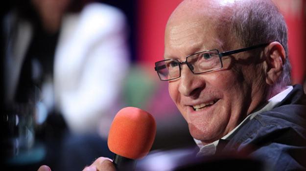 Wojciech Pszoniak podczas wieczoru w radiowej Trójce /East News
