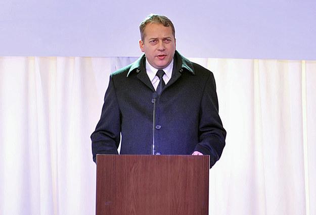 Wojciech Saługa, marszałek woj. śląskiego /Łukasz Kalinowski /Super Express