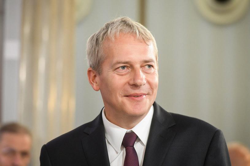 Wojciech Saługa /Jacek Dominski/ /Reporter