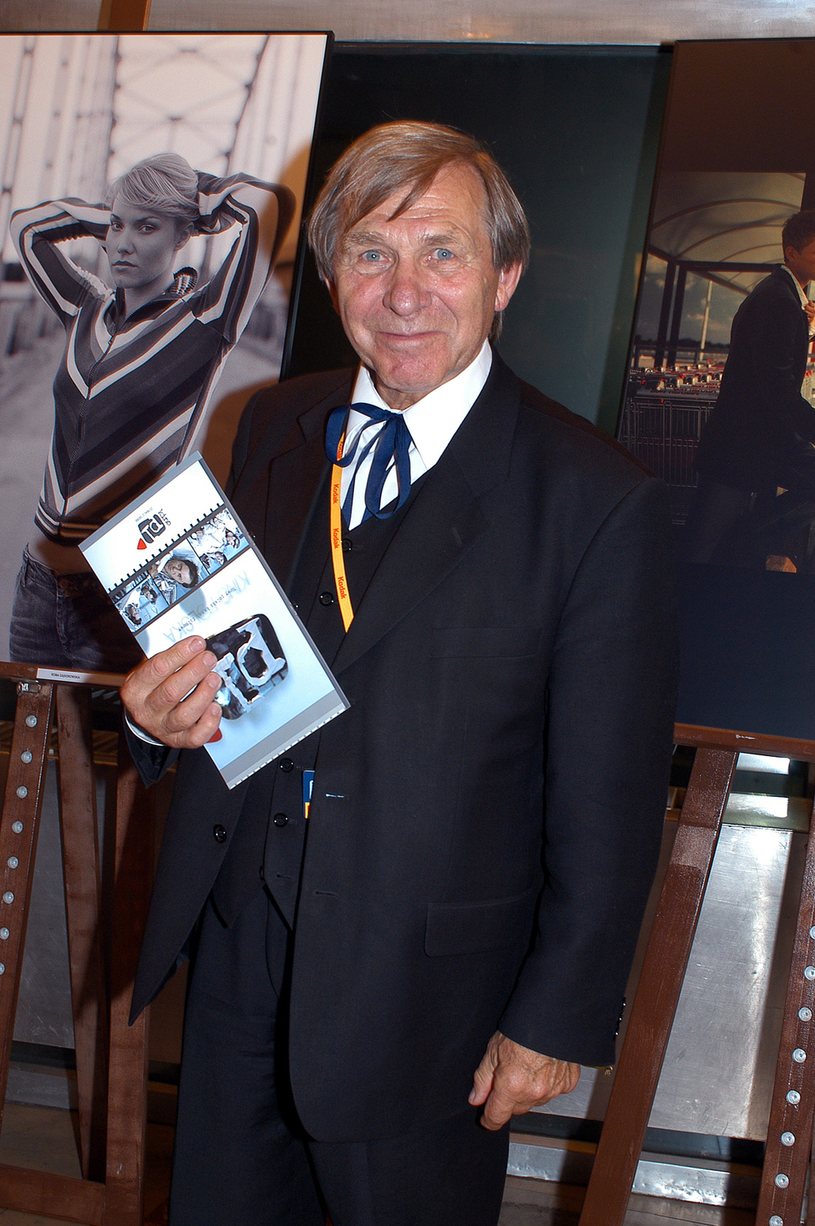 Wojciech Siemion, 2004 rok /Mikulski /AKPA