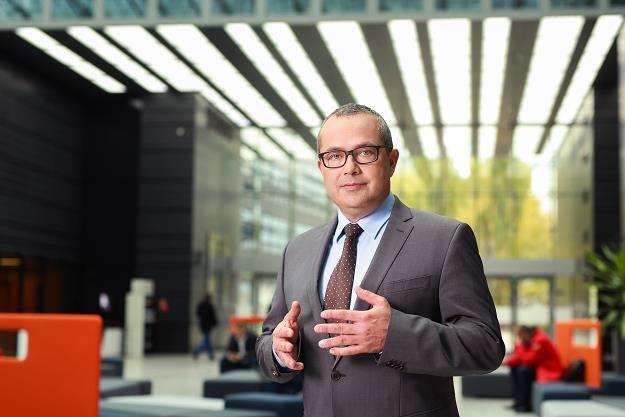 Wojciech Śliż, dyrektor departamentu podatku od towarów i usług w Ministerstwie Finansów /Informacja prasowa
