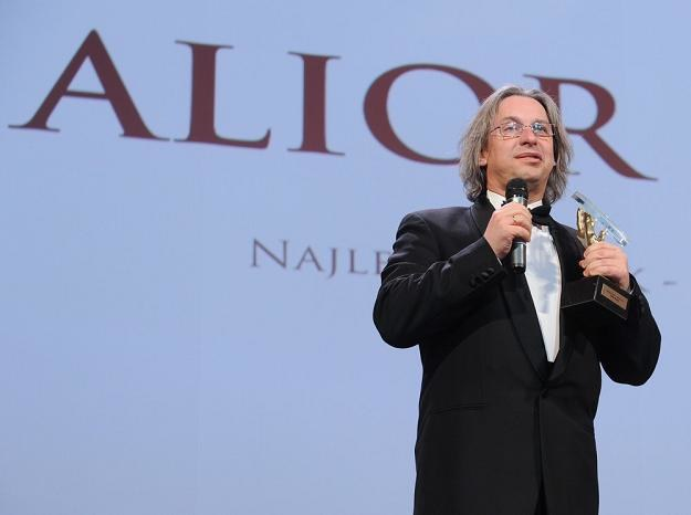 Wojciech Sobieraj, prezes Alior Banku. Fot. BARTOSZ KRUPA /East News