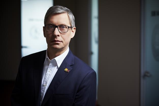 Wojciech Sobieraj, prezes Alior Banku /Informacja prasowa