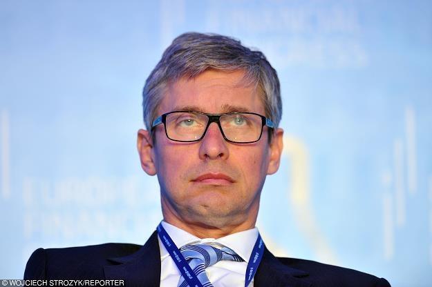 Wojciech Sobieraj Prezes Zarzadu Alior Bank, fot. Wojciech Strozyk /Reporter
