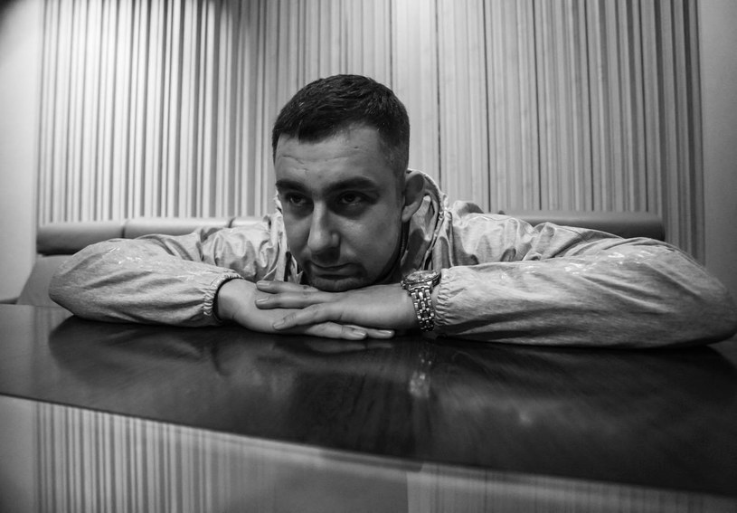 """Wojciech """"Sokół"""" Sosnowski /Michał Ozdoba /materiały prasowe"""