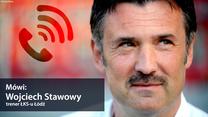 Wojciech Stawowy dla Interii: Będę wierny swojemu ofensywnemu stylowi. Wideo