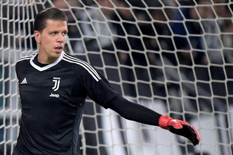 Wojciech Szczęsny, bramkarz Juventusu /AFP