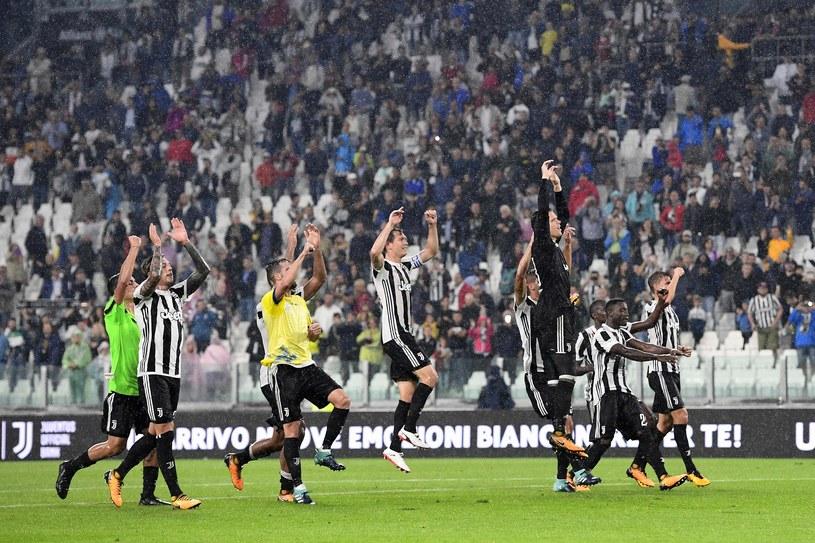 Wojciech Szczęsny i Juventus triumfują /AFP