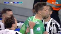Wojciech Szczęsny obronił rzut karny w meczu Juventus - Roma. WIDEO (Eleven Sports)