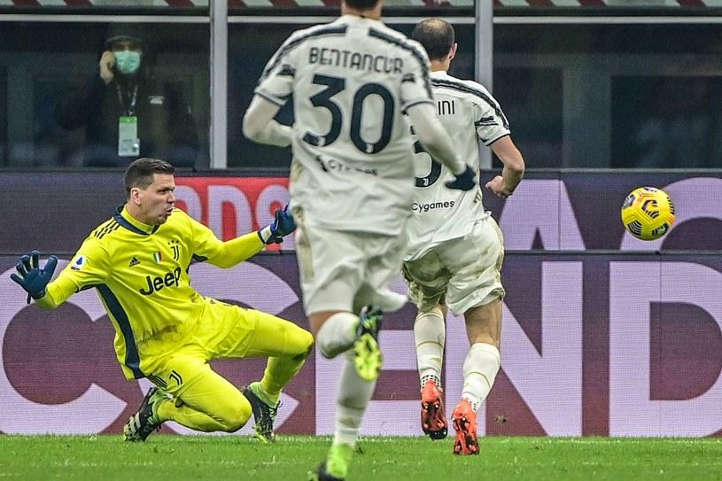 Wojciech Szczęsny ratował Juventus w Superpucharze Włoch /AFP