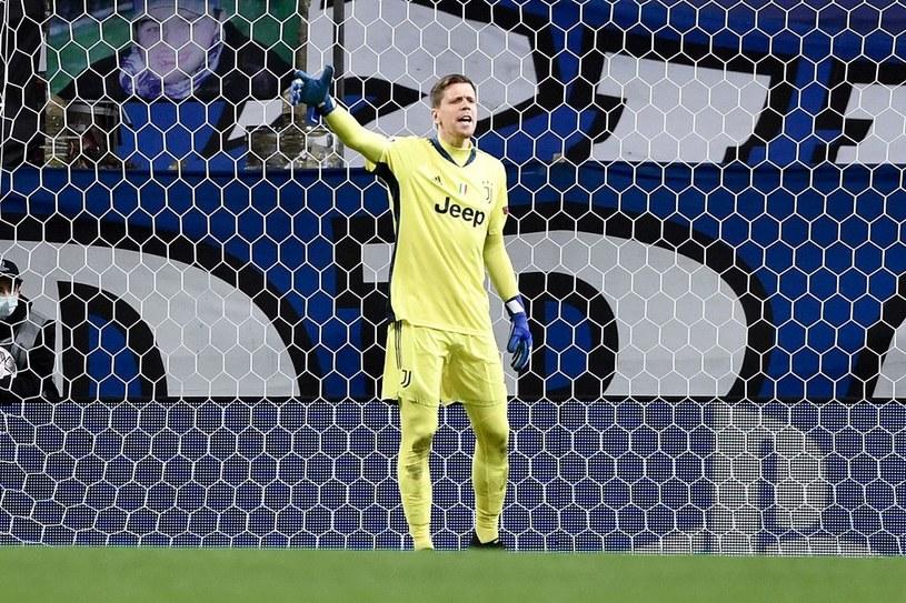Wojciech Szczęsny w meczu z Porto /Daniele Badolato - Juventus FC /Getty Images