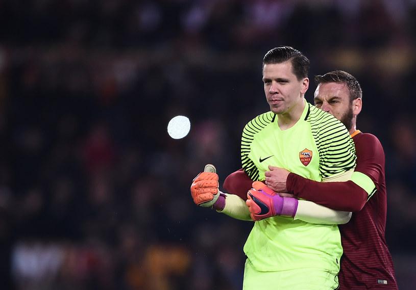 Wojciech Szczęsny w Romie zaliczył bardzo dobry sezon /AFP