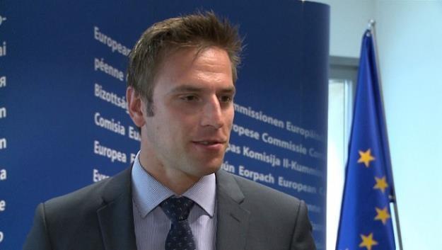 Wojciech Talko, Dyrekcja Generalna ds. Hanldu, Komisja Europejska /Newseria Biznes