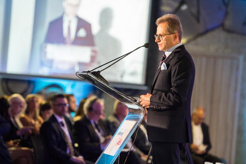 Wojciech Wardacki, prezes grupy Azoty /&nbsp