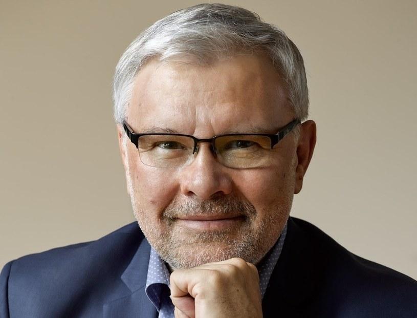 Wojciech Warski, przedsiębiorca i ekspert Team Europe oraz szef zespołu doradców gospodarczych Koalicji Polskiej /materiały prasowe