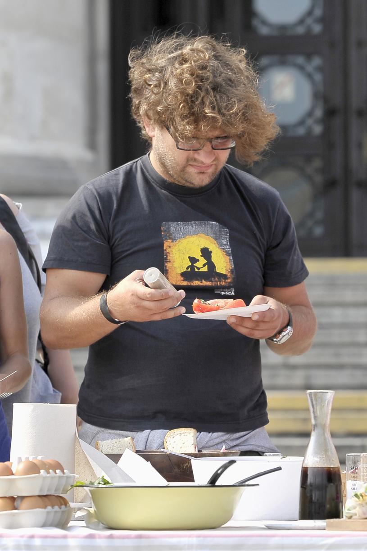 Wojciech Żołądkowicz, zdj. z 2014 roku / Mieszko Piętka /AKPA