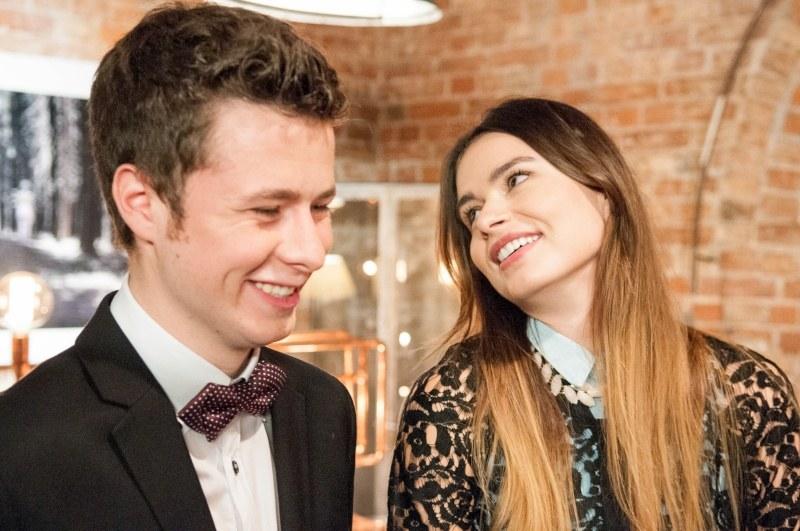 Wojciechowski chce wyjechać ze swoją nową dziewczyną do Kolumbii! /Agencja W. Impact