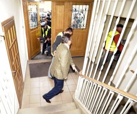 Wójcik pójdzie na ugodę z policją?/fot. Krystyna Paczkowska /Agencja Przegląd Sportowy