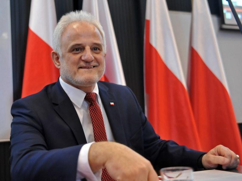 Wojewoda małopolski Józef Pilch /Marek Lasyk/REPORTER  /Reporter