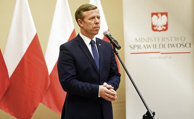 Wojewoda małopolski Piotr Ćwik /M. Lasyk /Reporter