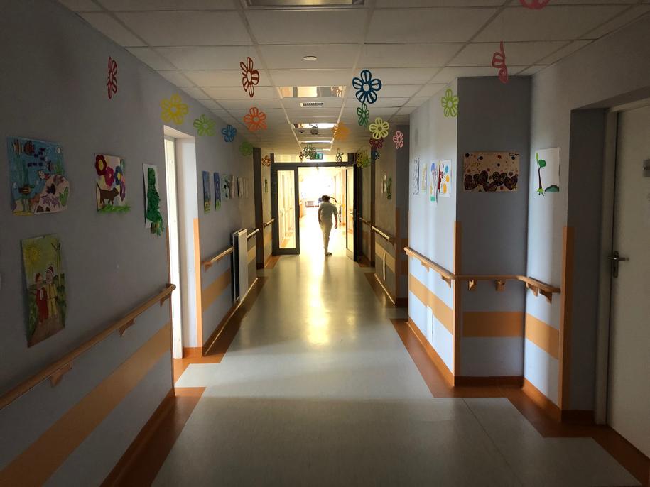 Wojewódzki Specjalistyczny Szpital Dziecięcy w Olsztynie /Piotr Bułakowski /RMF FM