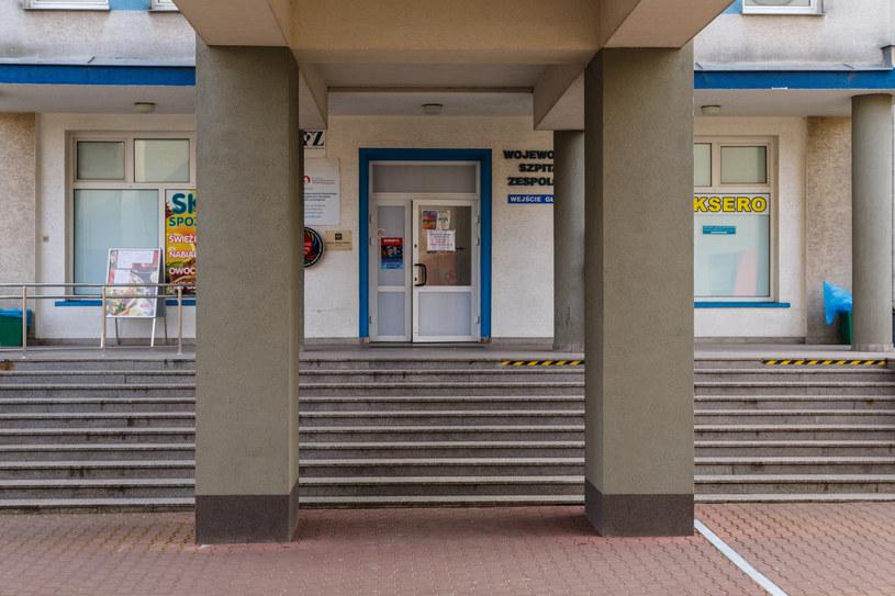 Wojewódzki Szpital Zespolony w Kielcach /Grzegorz Ksel /Reporter