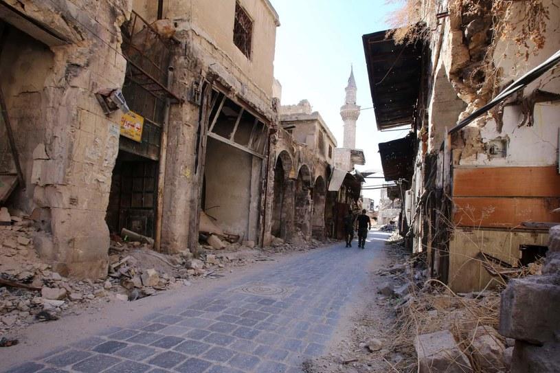 Wojna domowa w Syrii, zdj. ilustracyjne /AFP
