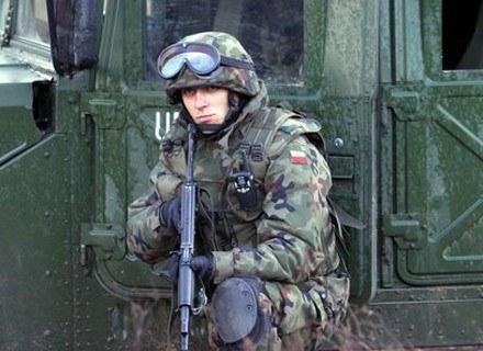 wojna może wywrzeć ogomne spustoszenie w psychice żołnierza/fot. M. Niwicz /Agencja SE/East News