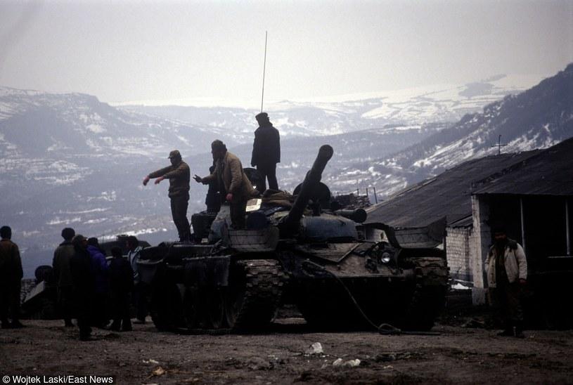 Wojna o Górski Karabach, marzec 1992 r. /Wojtek Laski /East News
